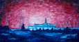 Oil on canvas, 175cm x 95cm - 2011