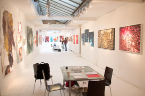 Images from Magma Group Debut Exhibition