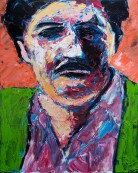Oil on canvas, 61cm x 46cm - 2009