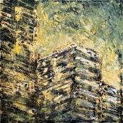 Oil on canvas, 102cm x 102cm - 2008