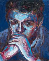 Oil on canvas, 76 x 61cm – 2011